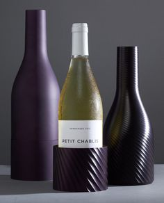 Wine Chillers by Joe Doucet with Neal Feay Studio