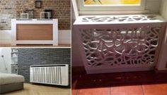 Le cache-radiateur décoratif en 20 idées originales
