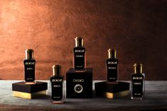Jeroboam Perfumes Collection