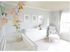 nursery decoration / decoracion para pieza de bebe
