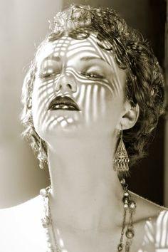 Film Noir Photos: Light and Shadow: Clara Bow