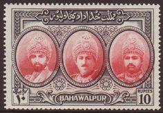 PAKISTAN - BAHAWALPUR 1948