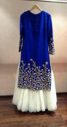 Modern indian dress