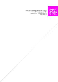 logomarca e papel timbrado / DMAIS DESIGN BH 2015 / por katianey