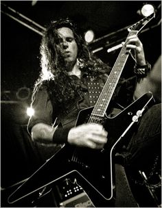 | Gus G. Acoustic Guitar Pickups, Gus G, Esp Guitars, Classic Rock, Hard Rock, Rock N Roll, Heavy Metal, Musicians, Gothic