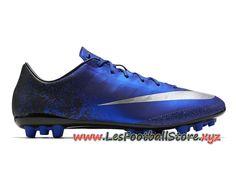 online store c5b2e 49dec Nike Mercurial Veloce II AG-R CR7 Chaussure de football à crampons pour  terrain synthétique