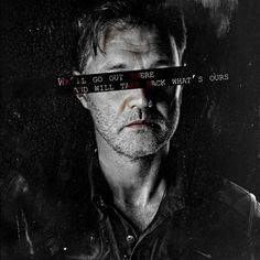 The Governor - The Walking Dead - #TWD #Quotes