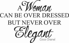 #quotes #Chanel #CocoChanel