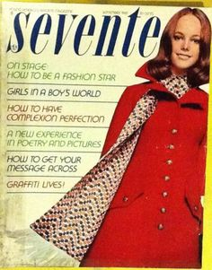 September 1969 cover with Lucy Angle