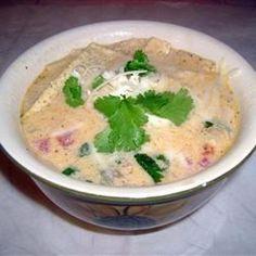 Chicken Tortilla Soup III