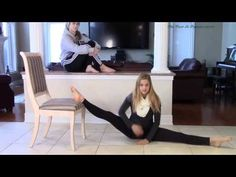 ▶ Middle Splits - Tips & Stretches to get your Straddle Splits - YouTube