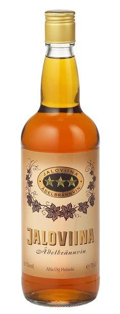 Jaloviina - Ädelbrännvin - Kolmen tähden Jallu ... #viina #alkoholi #mainos Helsinki, Whiskey Bottle, Culture, Drinks, Life, Design, Drinking, Beverages