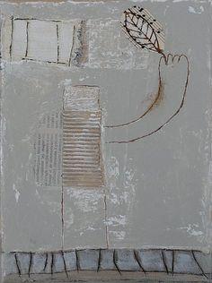 schilderijtje van 18x24, Carmen Schilstra