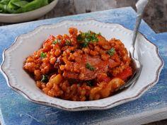 Chana Masala, Quinoa, Curry, Ethnic Recipes, Food, Bulgur, Curries, Essen, Meals
