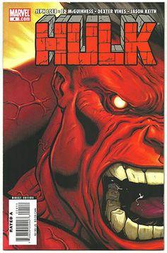 "HULK #4 Great 1/10 ""Red Hulk"" VARIANT by Ed McGuinness! http://r.ebay.com/Cze9Lu"