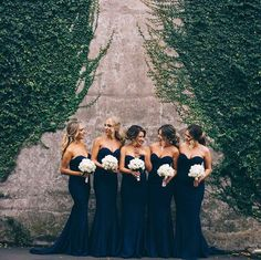 Found my bridesmaid dresses!! They are going to look amazing!!