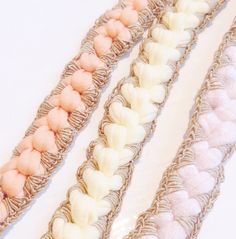 Crochet bracelet | #zpagetti #hoooked | #metdehand