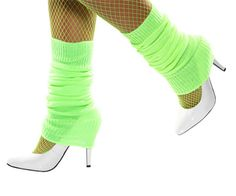 Black Friday Smiffy's Unisex-Adult Leg Warmers, Green, One Size from Smiffy's Cyber Monday 80s Halloween Costumes, Halloween Costumes For Teens Girls, Halloween Fashion, 80s Costume, Dance Costume, Costume Ideas, Nostalgia, 80s Fashion, Fashion Trends