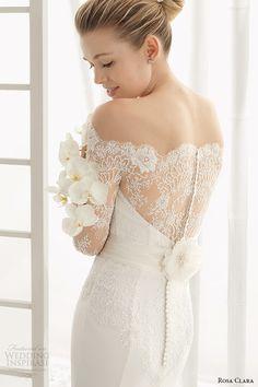 Rosa Clara 2016 Wedding Dresses Preview   Wedding Inspirasi