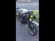 GS500 Cafe Racer - YouTube Gs500 Cafe Racer, Selling On Ebay, Youtube, Youtubers, Youtube Movies