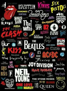 The biggest names in popular music! Who's ur fav?
