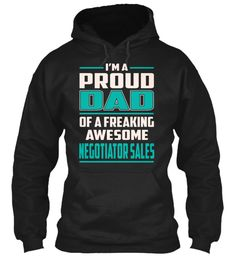 Negotiator Sales - Proud Dad #NegotiatorSales