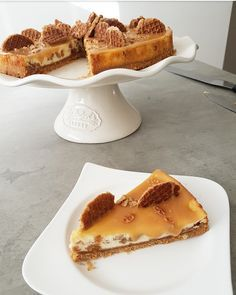 Stroopwafel cheesecake met karamel – Eefjesfinest