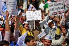 India rupee ban: Sporadic 'day of rage' protests against cash ban