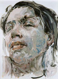 Peinture Philippe Pasqua - CONSTANCE 8