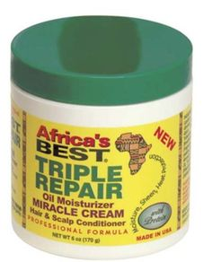 Africans Best Triple Repair Oil Moisturizer 6 oz