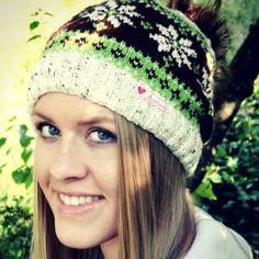 Anleitung: Norwegermütze mit Sternmuster Knitted Hats, Crochet Hats, Winter Hats, Beanie, Baby, Fashion, Scarves, Knitting Paterns, Sterne