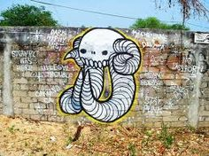 swampy graffiti - Google Search