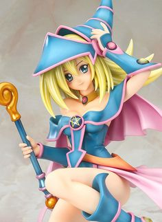 Yu-Gi-Oh! PVC Statue 1/7 Dark Magician Girl 21 cm
