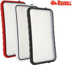 The Krusell Sealabox is a well-made, waterproof case qualified for IPX7 standards, approved up to 1 meter in depth for 30 minutes.    The Sealabox also helps defend against drops and scratches thanks to its hard plastic corners. The inner dimensions of the case are 139 x 73 x 16mm so be sure to check your device size to ensure compatibility.    With the Sealabox you can talk, text, surf the web, take pictures, and record movies all in the case, even underwater!