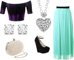 """The Little Mermaid"" by dominicaworth on Polyvore"