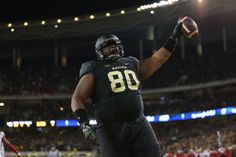 405 lb #player could set #record for heaviest drafted in #NFL...