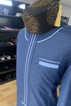 50 Africa men outfits to try this Christmas - Ankara Lovers African Shirts For Men, African Dresses Men, African Attire For Men, African Clothing For Men, Latest African Fashion Dresses, African Print Fashion, African Wear, Mens Designer Shirts, Designer Clothes For Men