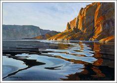 David Drummond Watercolor Artist Merchandise - Notecards, Prints