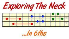 Exploring The Guitar Neck In - Simple & Beautiful 6th Form, Guitar Neck, Guitar Songs, Guitar Lessons, Good Music, Exploring, Simple, Diy Tools, Beautiful