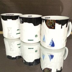 The New Korea Relief Mugs from Starbucks