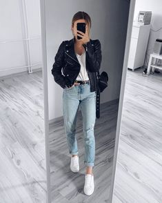 casual outfits for winter ; casual outfits for women ; casual outfits for work ; casual outfits for school ; Cool Summer Outfits, Winter Fashion Outfits, Look Fashion, Spring Outfits, Summer Ootd, Men Summer, Style Summer, Edgy Outfits, Outfits For Teens