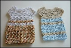 Mamma That Makes: Archie Gown - Free Crochet Pattern
