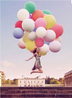 Jihan Zencirli balloon artist