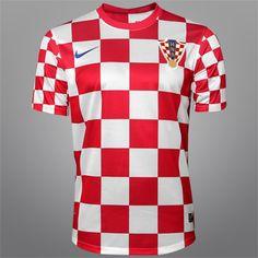 Acabei de visitar o produto Camisa Nike Seleção Croácia Home 2012 s/nº