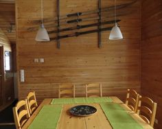 Space for meetings and catering for 16 persons at Rukakorpi Holiday Villas, Ruka Finland