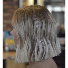 YES. Hair by @jackbaxter #hair #hairenvy #hairstyles #haircolor #bob #shorthair #newandnow #inspiration #maneinterest