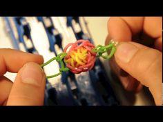 bague fleurs