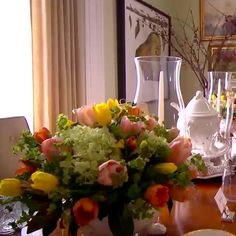Tips on how to set the table for a formal meal.