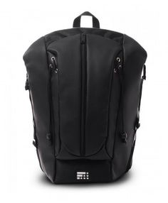 Indigo Black Backpack