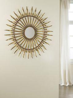 Spanish Sun Mirror: Gallery Details - Modern History